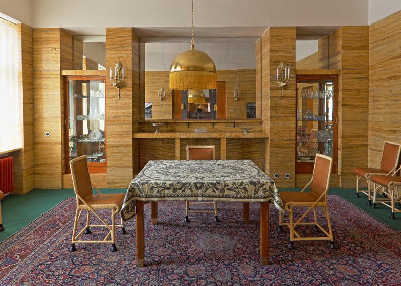 Loosovy interiéry by Adolf Loos restored