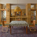 Restored Adolf Loos-designed interiors open to the public in Pilsen