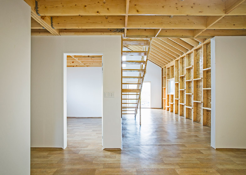 Low Cost Housing by JYA Architects