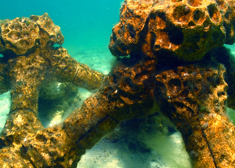 MARS Modular Artificial Reef Structure by Alex Goad