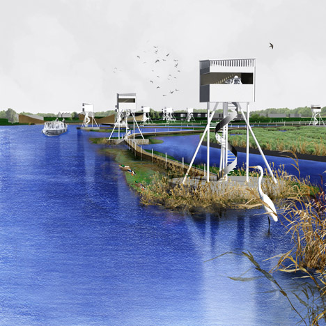 Amelia Hunter Dorney Wetlands May Design Series 2015