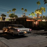Midnight Modernism: Tom Blachford shoots Palm Springs houses by moonlight