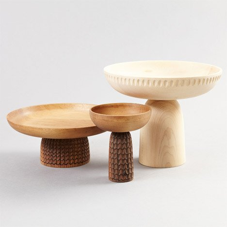 """Bosnian handicraft meets Scandinavian design"" in Monica Förster's range for Zanat"