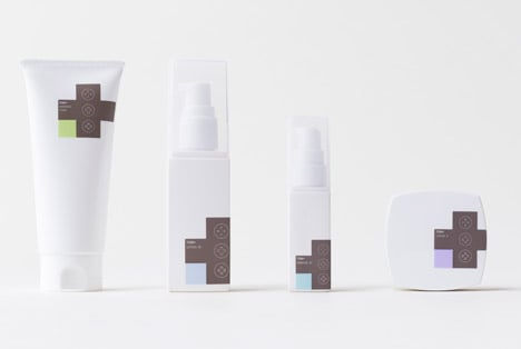 Nendo branding concept for Chinese medicine company TCM