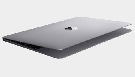 Apple's New Macbook With a