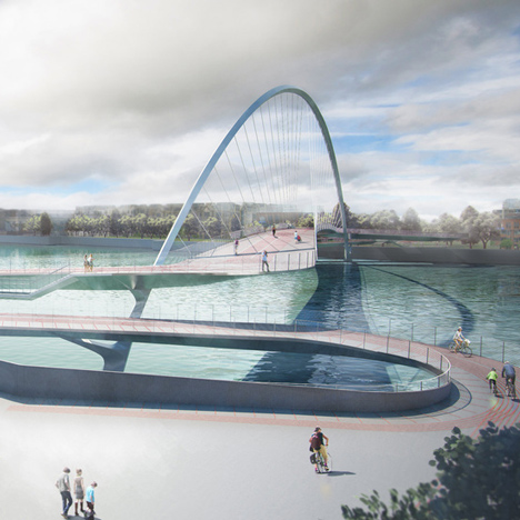 Shortlist unveiled for Nine Elms to Pimlico bridge competition