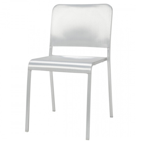 Norman Foster's 20-06 chair for Emeco