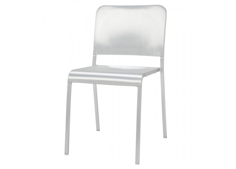 Norman Foster's 20-06 Stacking Chair for Emeco
