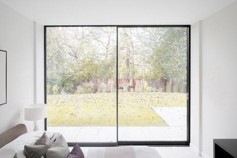 Oak Hill by Claridge Architects