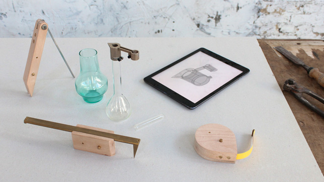 Of Instruments and Archetypes by Unfold