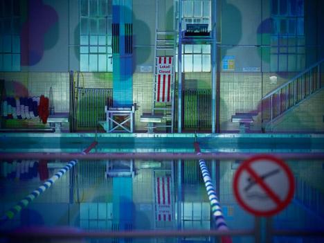 Overlap and Float by Unna Valdís Kristjánsdóttir