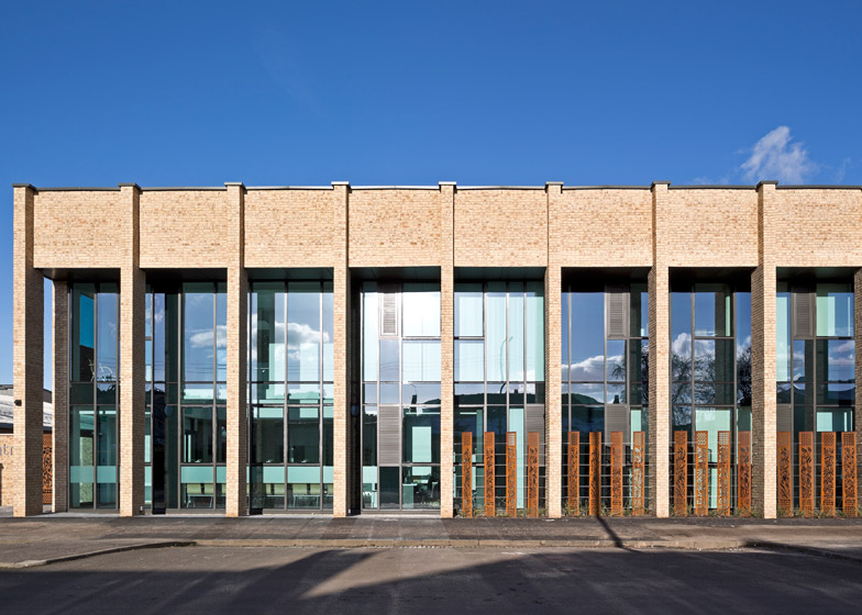 The Shields Centre, Glasgow, by Anderson Bell + Christie Architects