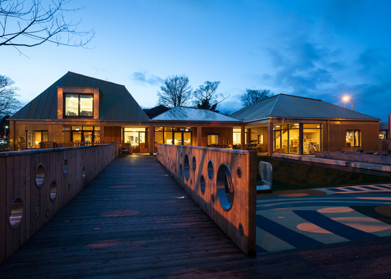 Arcadia Nursery, Edinburgh, by Malcolm Fraser Architects