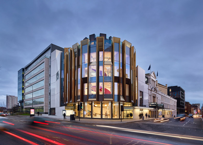 Theatre Royal, Glasgow, by Page\Park Architects