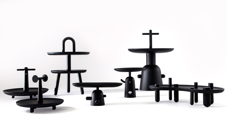 Réaction Poétique Collection by Jaime Hayon for Cassina