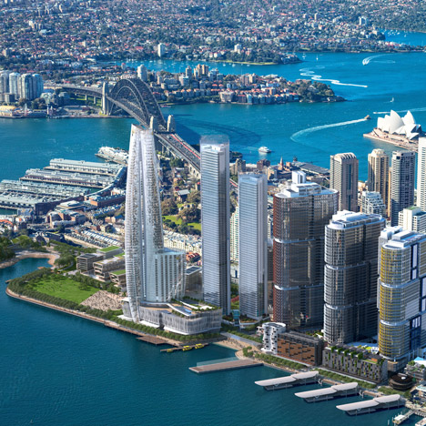 Renzo Piano joins Rogers Stirk Harbour and Wilkinson Eyre for Sydney harbour overhaul