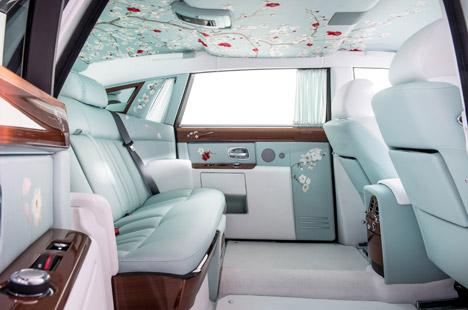 Delightful Rolls Royce Serenity Concept Car