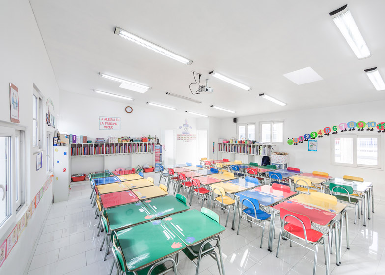 Santa Rosa School by LAND