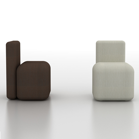 Season chair by Piero Lissoni for Viccarbe