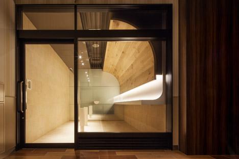 Smoking Room Grand Tree Musashikosugi by Hiroyuki Ogawa Architects