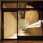 Smoking room designed by Hiroyuki Ogawa to offer clean air instead of fumes