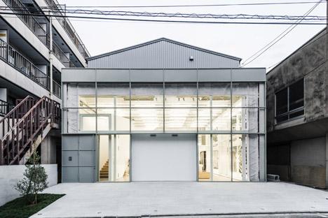 Takahashi Hiroko Oshiage Studio by Schemata