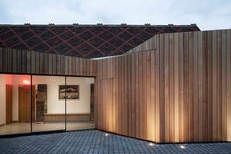 The Kino, Rye, by Jonathan Dunn Architects