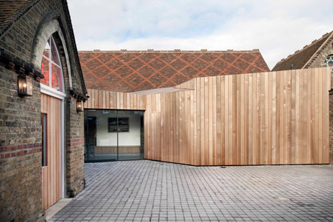 The Kino, Rye, by Jonathan Dunn Architects