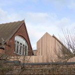 Jonathan Dunn converts Victorian school house into cinema for an English town