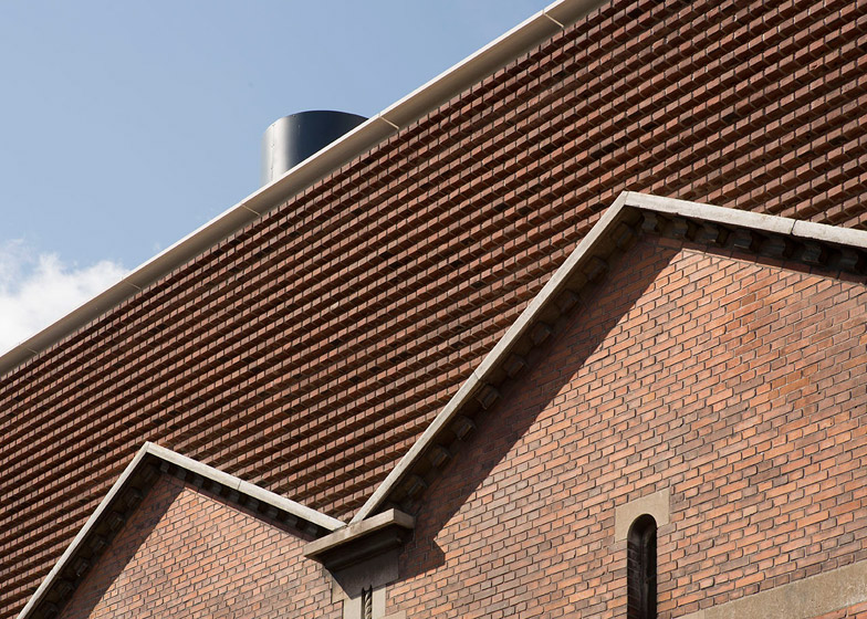 Tietgensgade District Cooling Plant by Gottlieb Paludan Architects