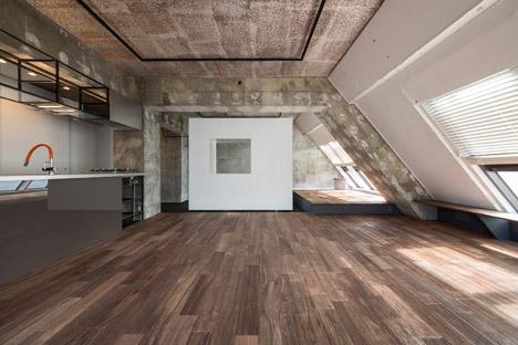Tokyo Loft by G Studio Architects