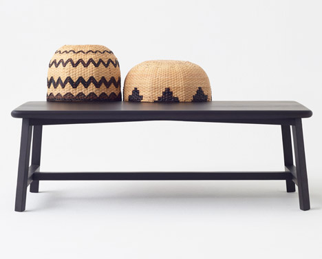Tokyo Tribal collection by Nendo