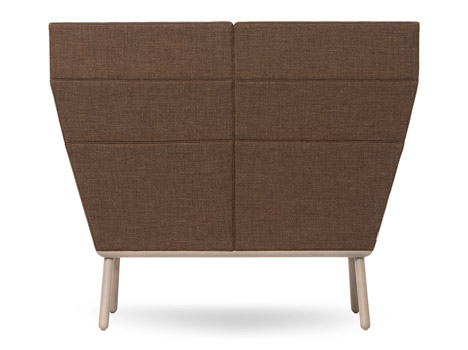 Tondo sofa by Borselius