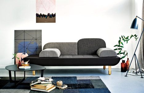 Sofa - Magazine cover