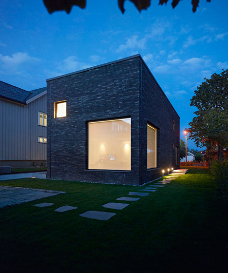 Villa Wot by Narud Stokke Wiig