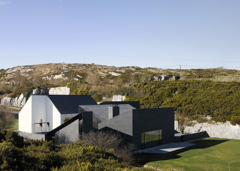 13 of the best contemporary Irish homes on Dezeen