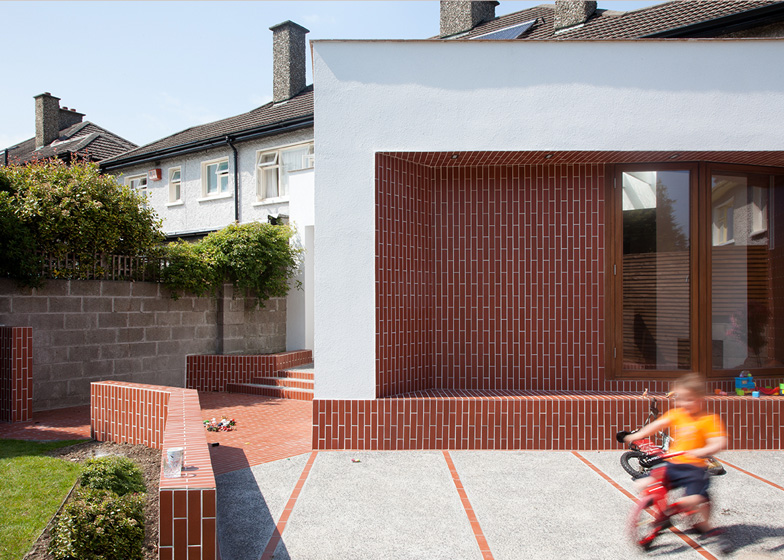 ... House Extension In Dublin By GKMP Architects