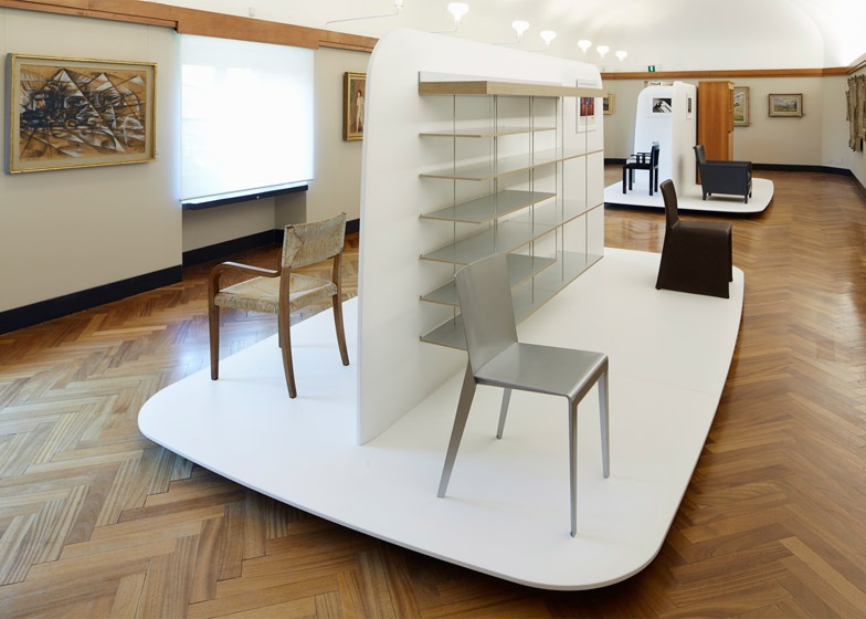 80!Molteni Exhibition at Milan 2015