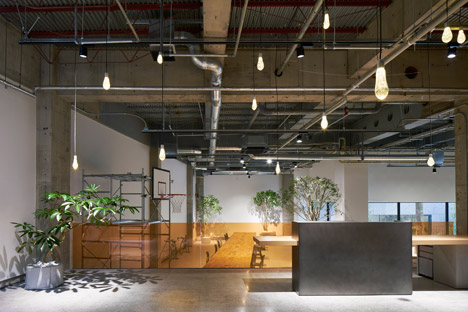 AKQA Tokyo Offices by Torafu Architects