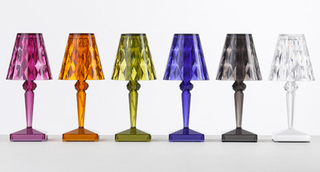 Battery by Ferruccio Laviani for Kartell