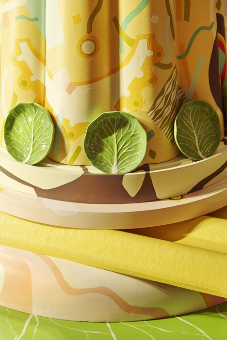 Lettuce Entertain You by Bethan Laura Wood for Tory Burch