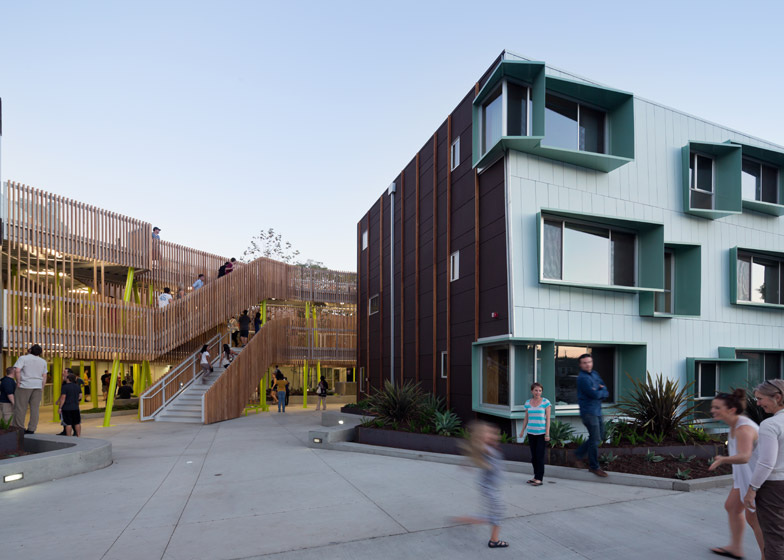 Broadway Affordable Housing by Kevin Daly Architects