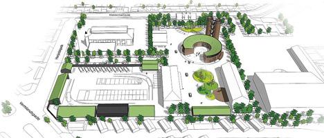 CF Møller designs Denmark's largest sewage pumping station