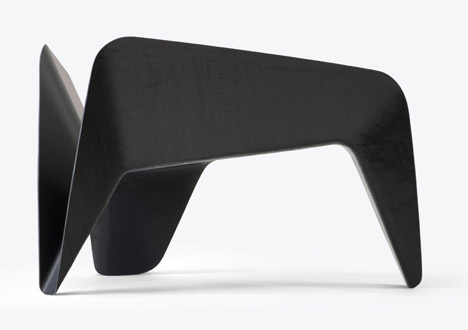 Carbon Chair by Thomas Feichtner