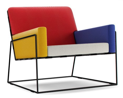 Charles Chair Composition by Marcel Wanders