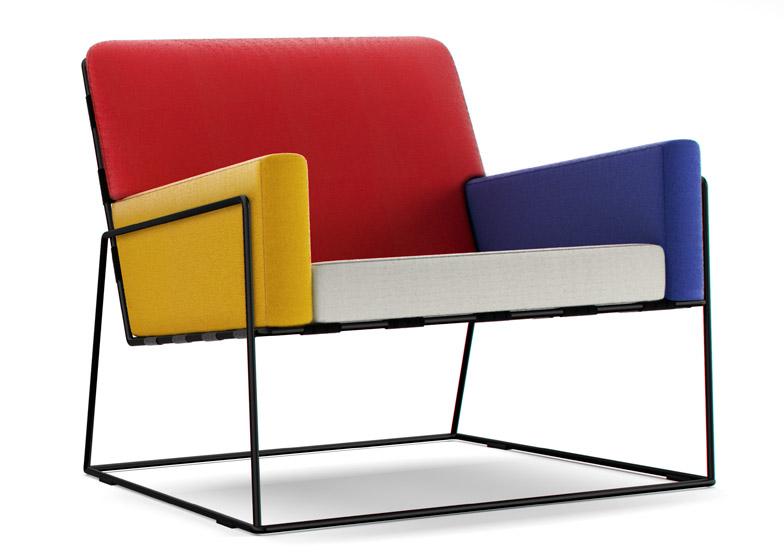Charles Chair by Marcel Wanders