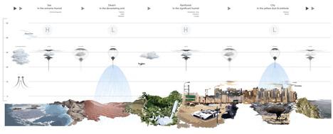 Cloud Capture concept skyscraper by Taehan Kim, Seoung Ji Lee and Yujin Ha for the eVolo Skyscraper Competition