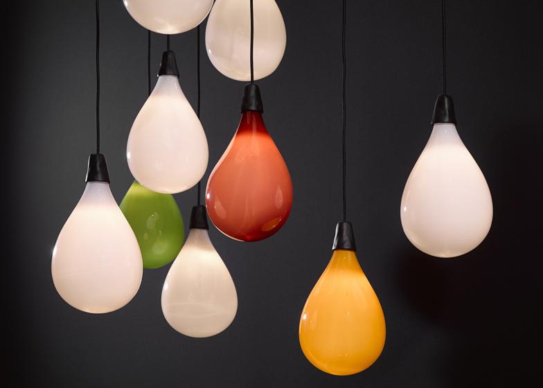 Maarten baas adds balloon shaped pendants to lasvit range das pop light by maarten baas for lasvit aloadofball Image collections