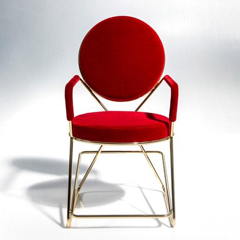 Ground Zero chair by David Adjaye for Moroso