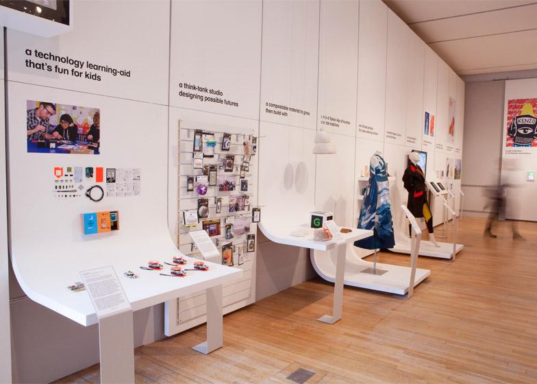 7 Of 15 Designs The Year 2015 Exhibition Design By Benjamin Hubert